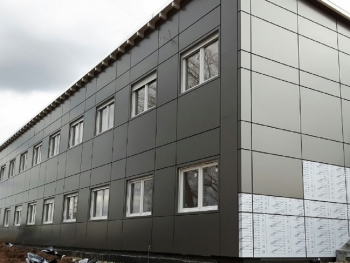 Refugees housing buildings - GERMANY